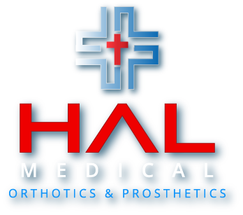 HAL Medical O&P Transparent Background Logo